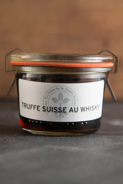 Truffe Suisse au Whisky